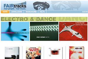FAIRtracks Music Downloads